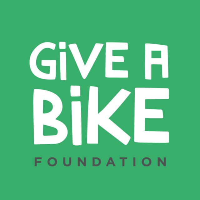 Logo van Give a Bike foundation